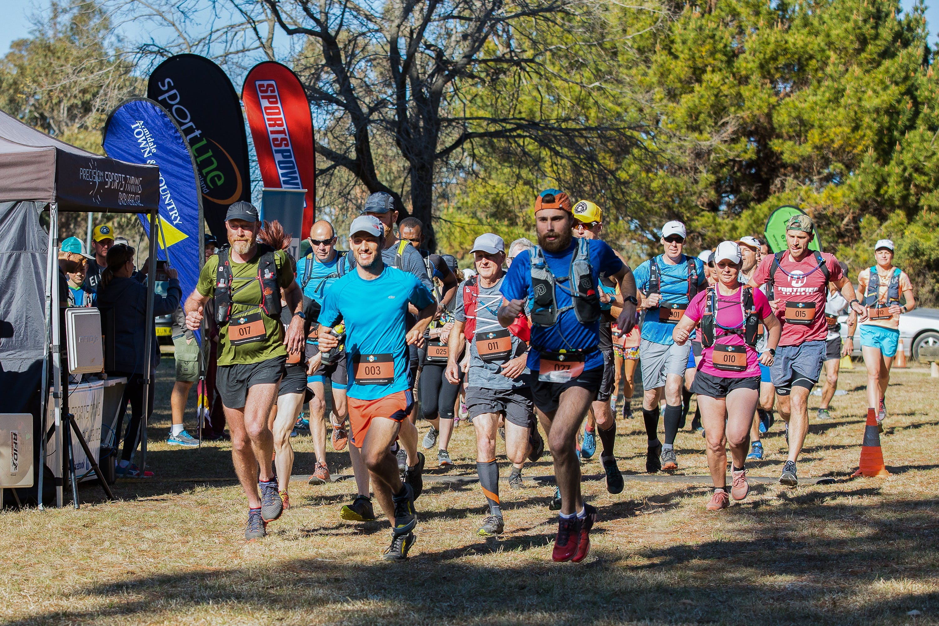 Duval Dam Buster Trail Run - Tourism Bookings WA