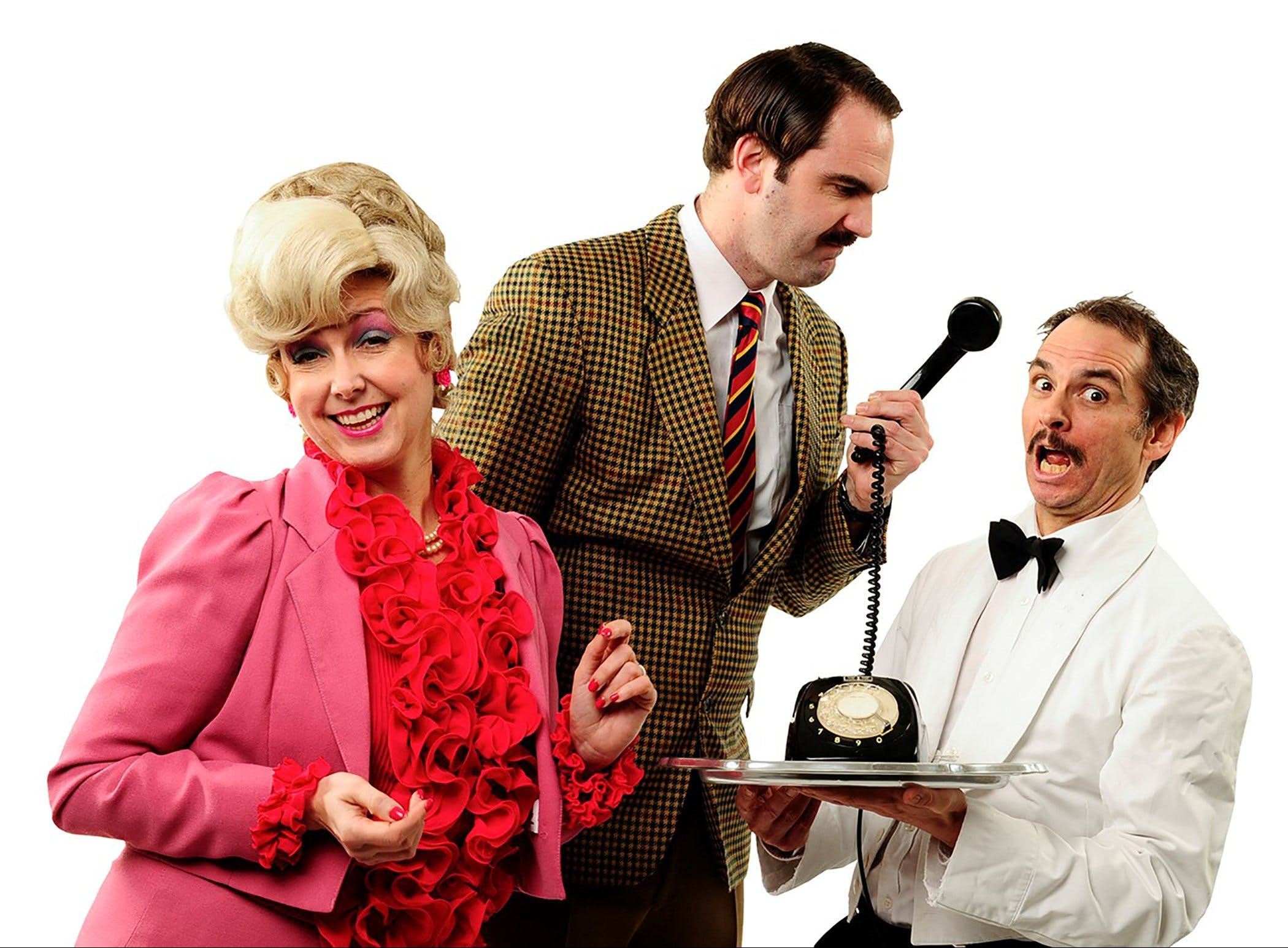 Faulty Towers - The Dining Experience at CountryPlace Hotel - Tourism Bookings WA