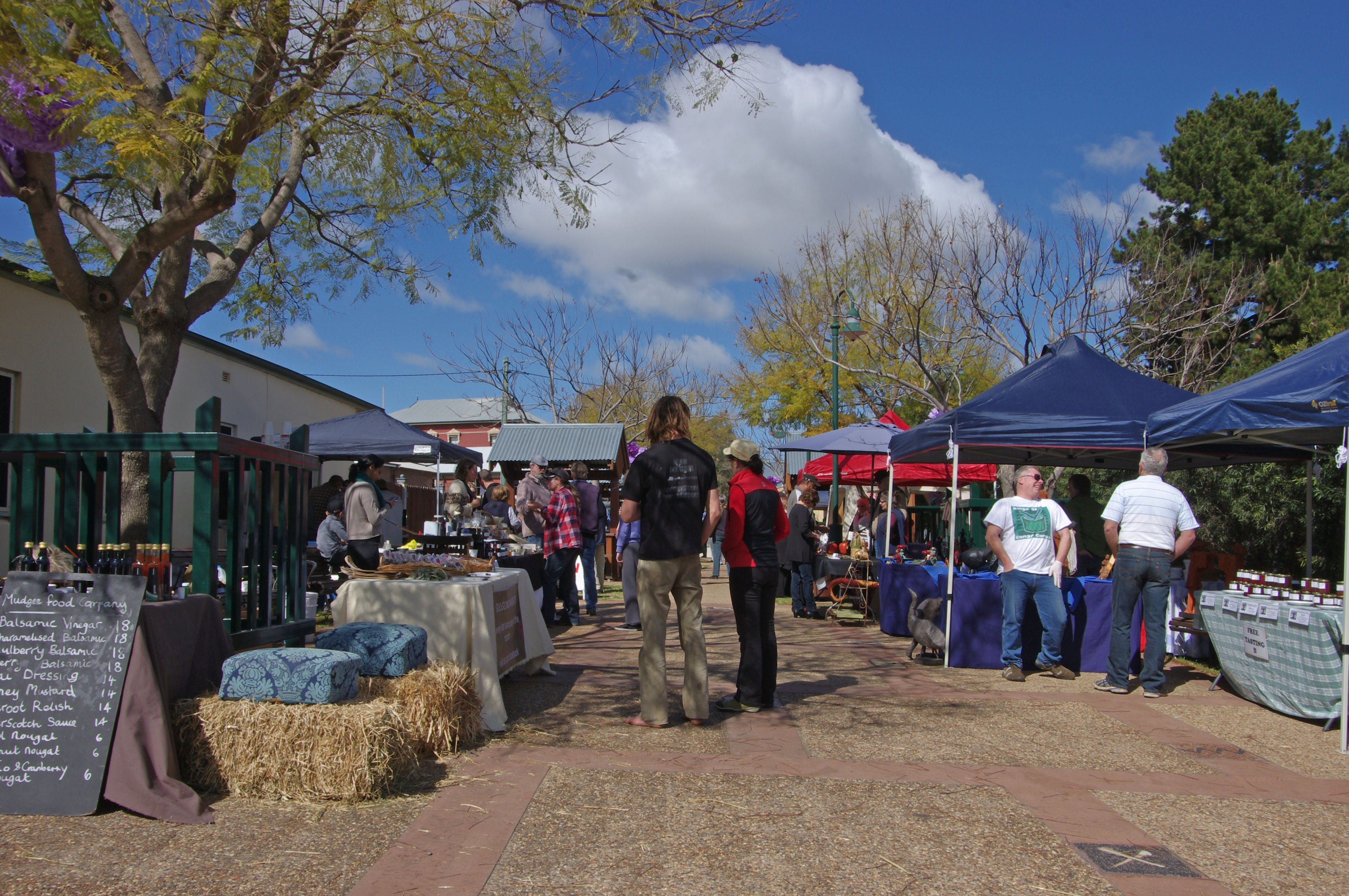 Gulgong Markets - Tourism Bookings WA