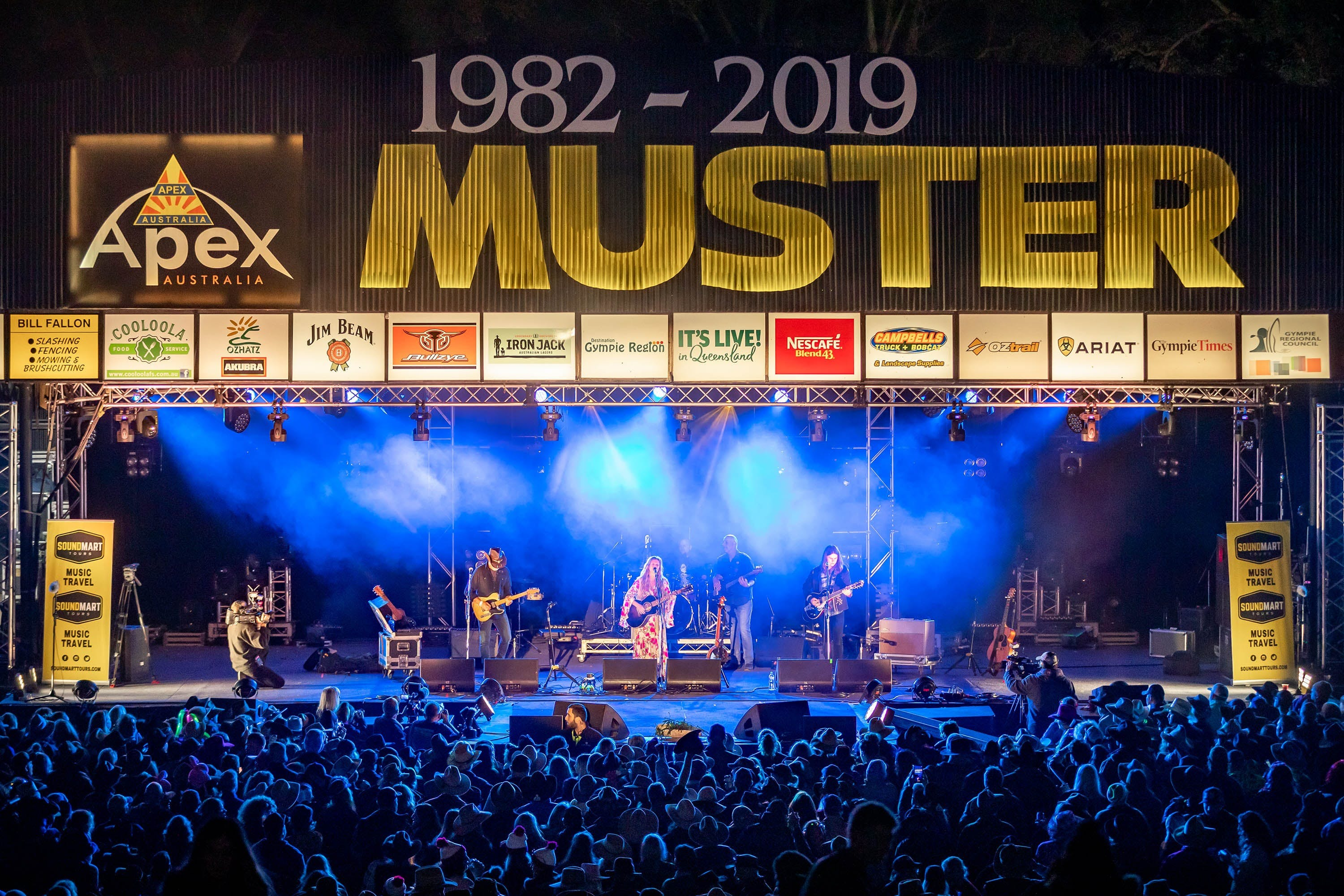 Gympie Music Muster - Tourism Bookings WA