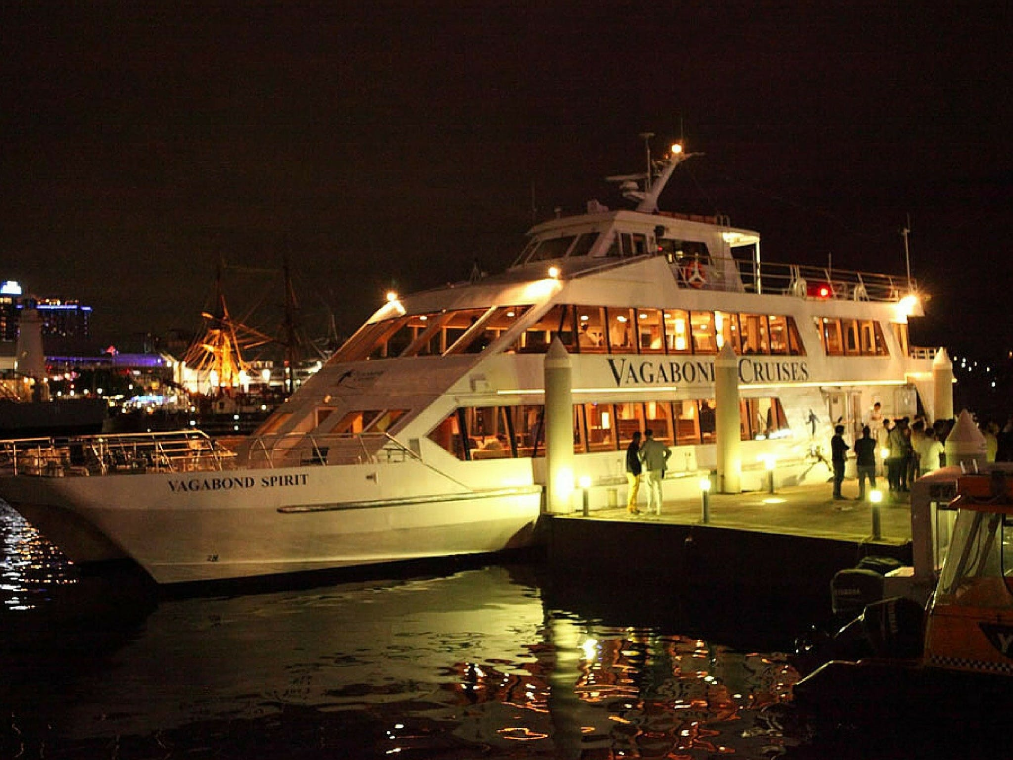Halloween Party Cruise - Tourism Bookings WA