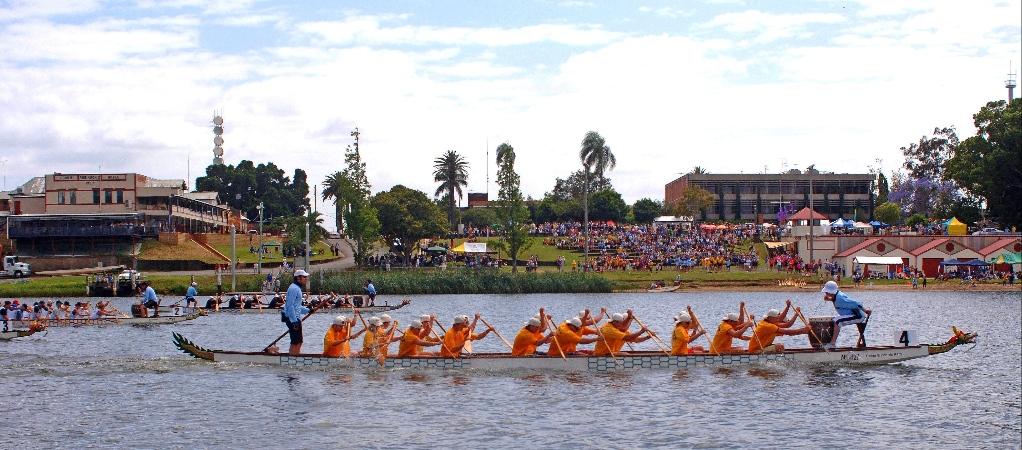 Jacaranda Dragon Boat Races - Tourism Bookings WA