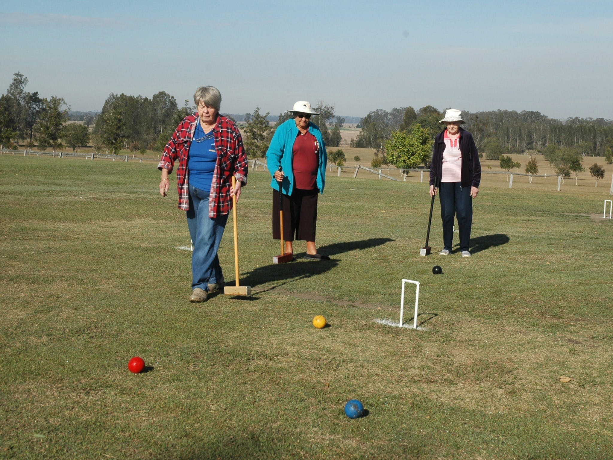 Lawrence Croquet Club - Tourism Bookings WA