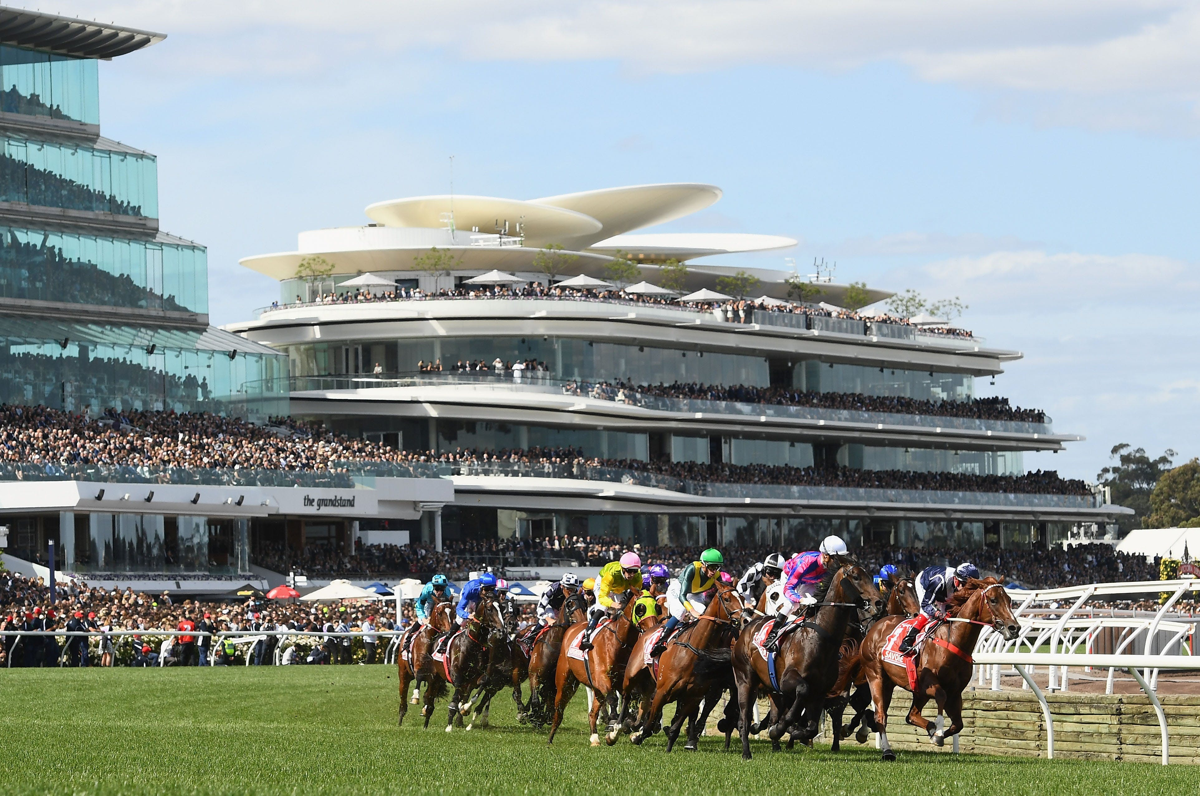 Melbourne Cup Carnival - Tourism Bookings WA
