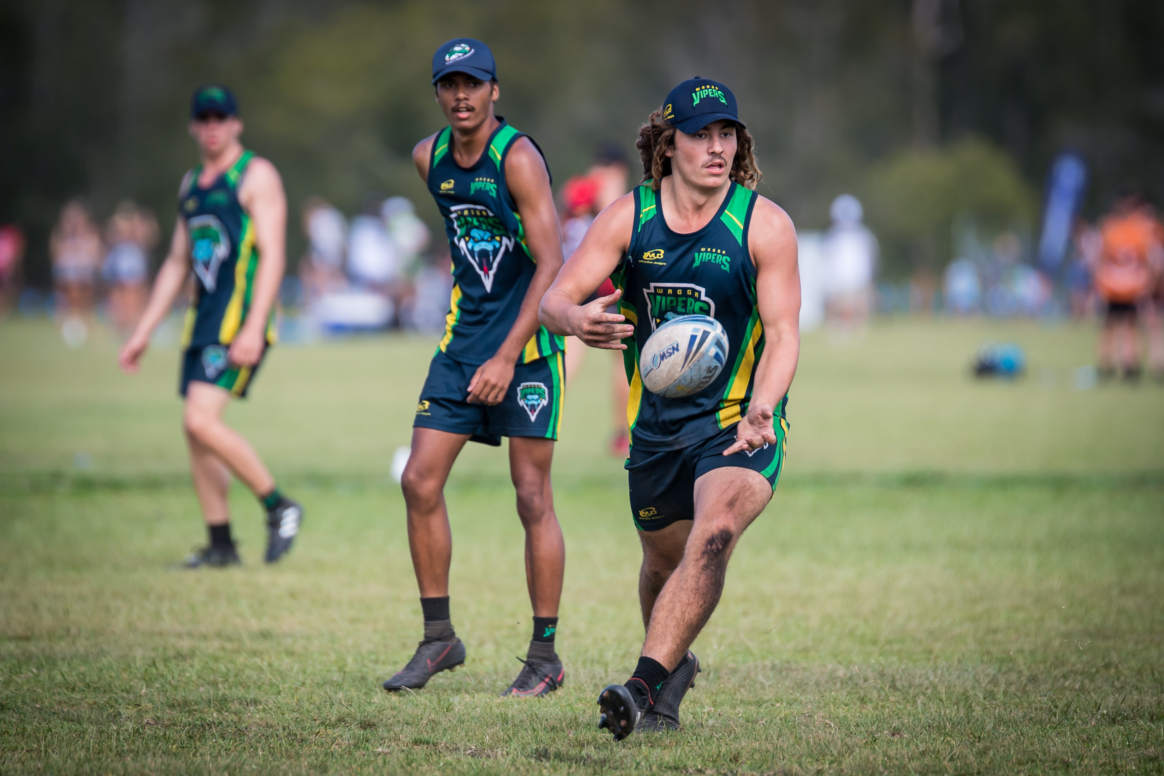 NSW Touch Junior State Cup Southern Conference - Tourism Bookings WA