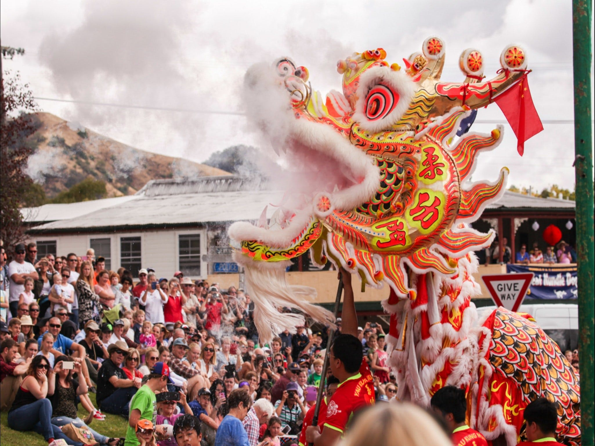 Nundle Go For Gold Chinese Easter Festival - Tourism Bookings WA