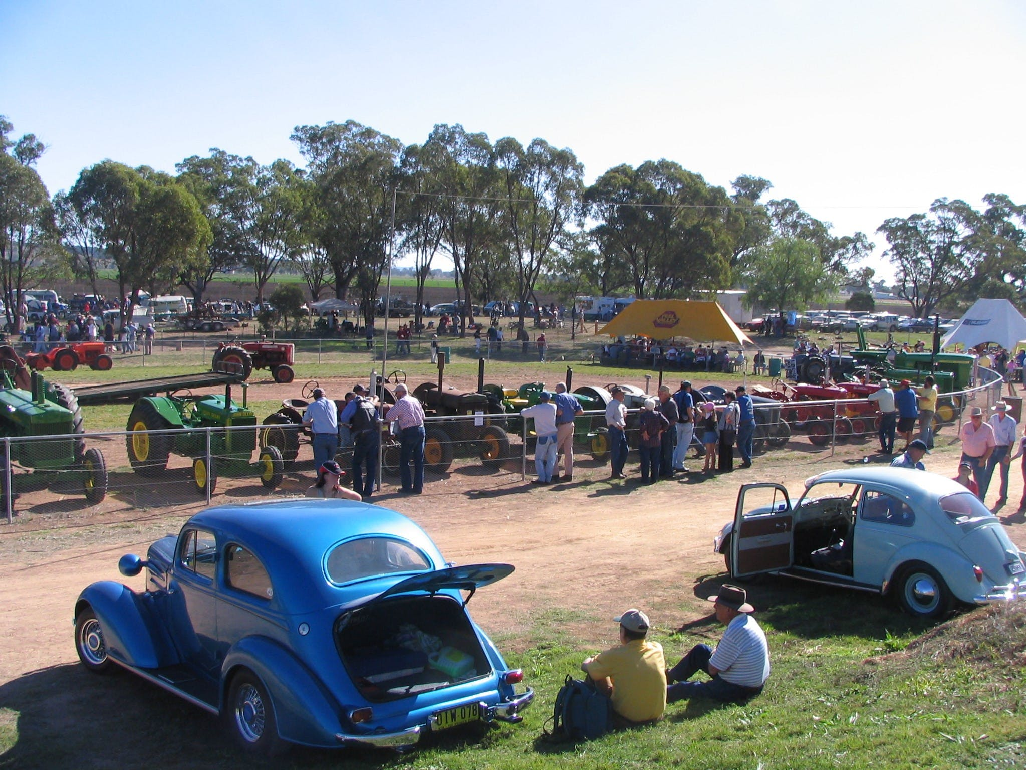 Quirindi Rural Heritage Village - Vintage Machinery and Miniature Railway Rally and Swap Meet - Tourism Bookings WA
