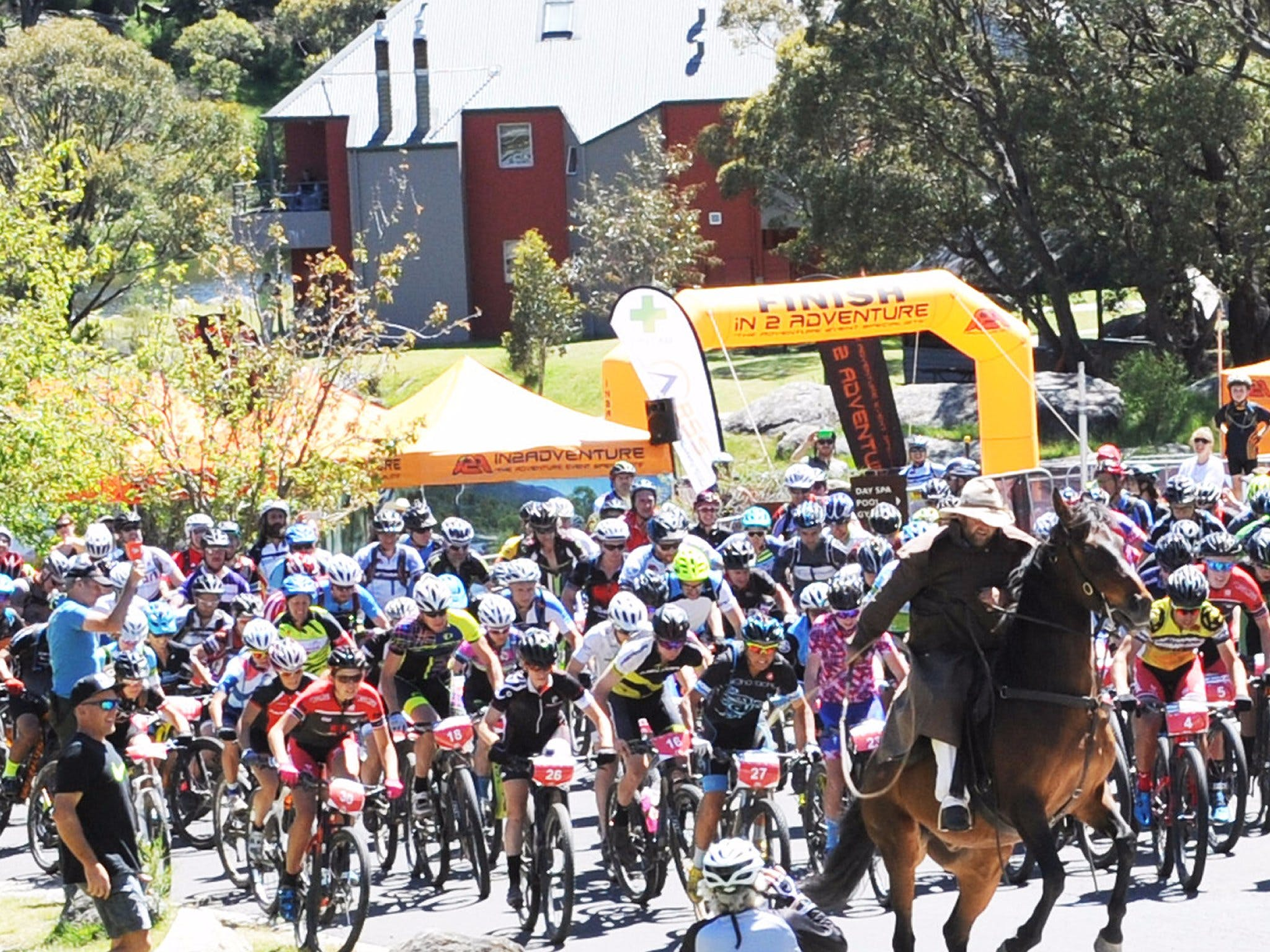 Snowies MTB Festival - Tourism Bookings WA
