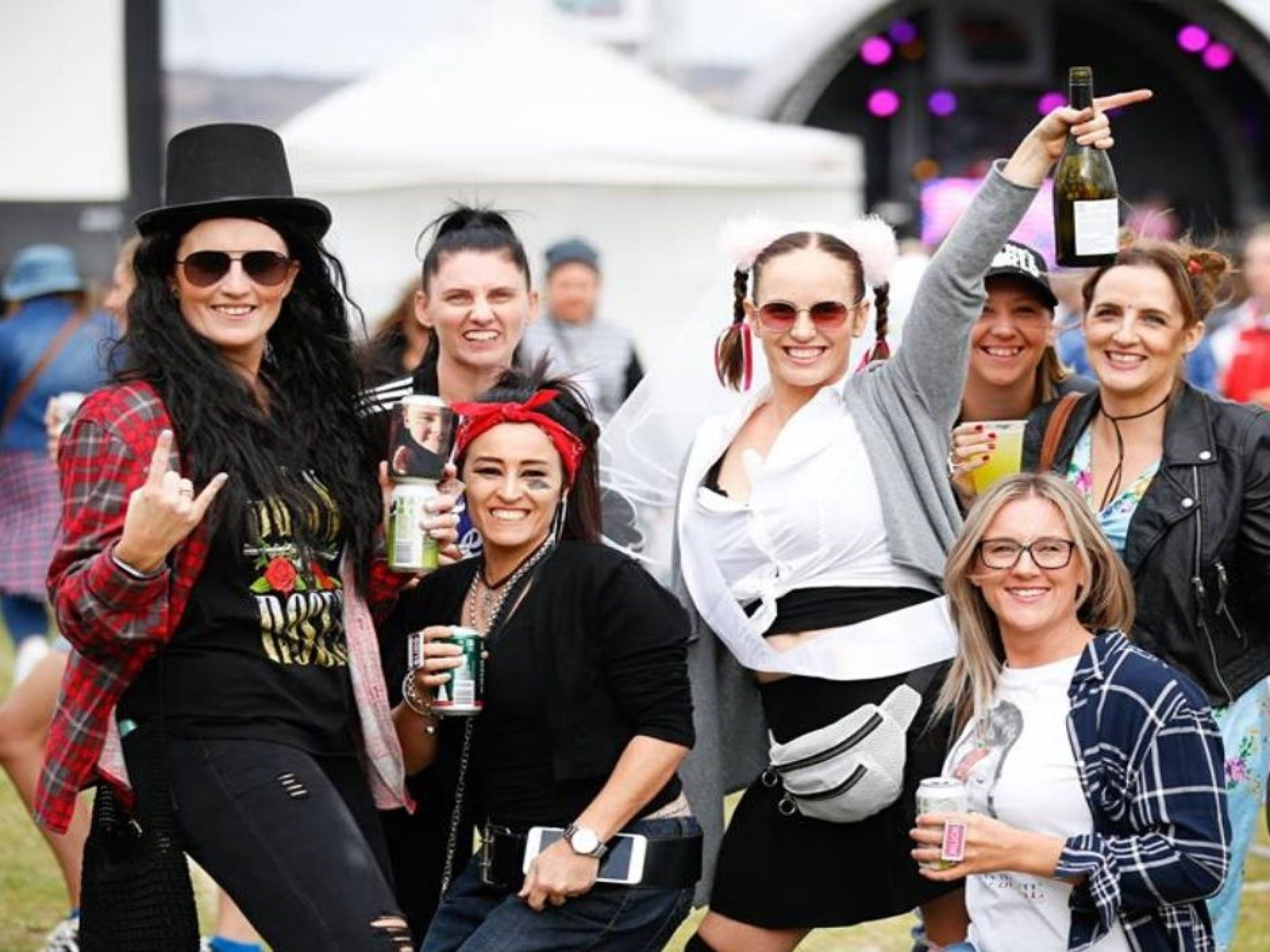 The Big 90's Party - NEW DATE - Tourism Bookings WA