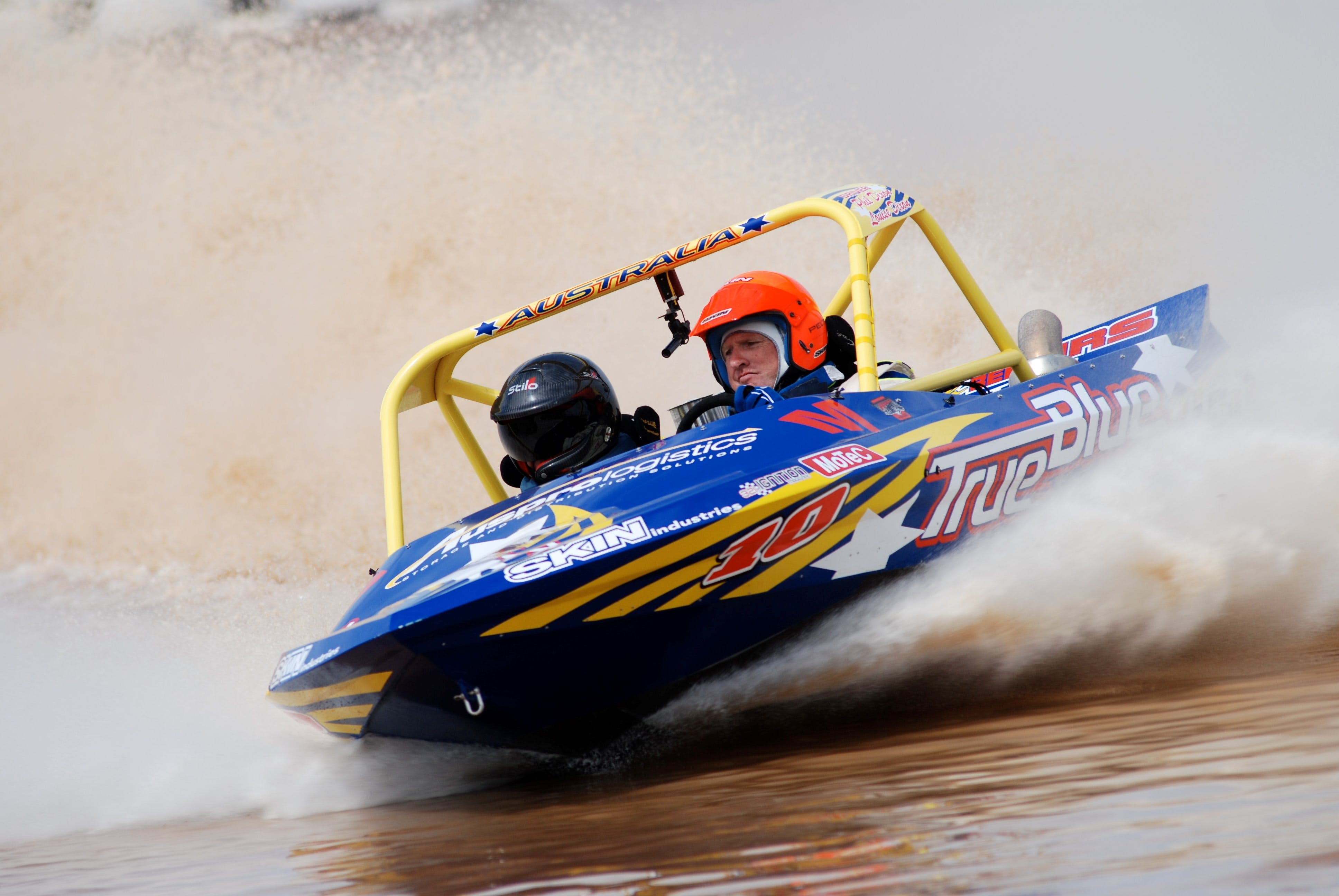 V8 Superboats - Tourism Bookings WA