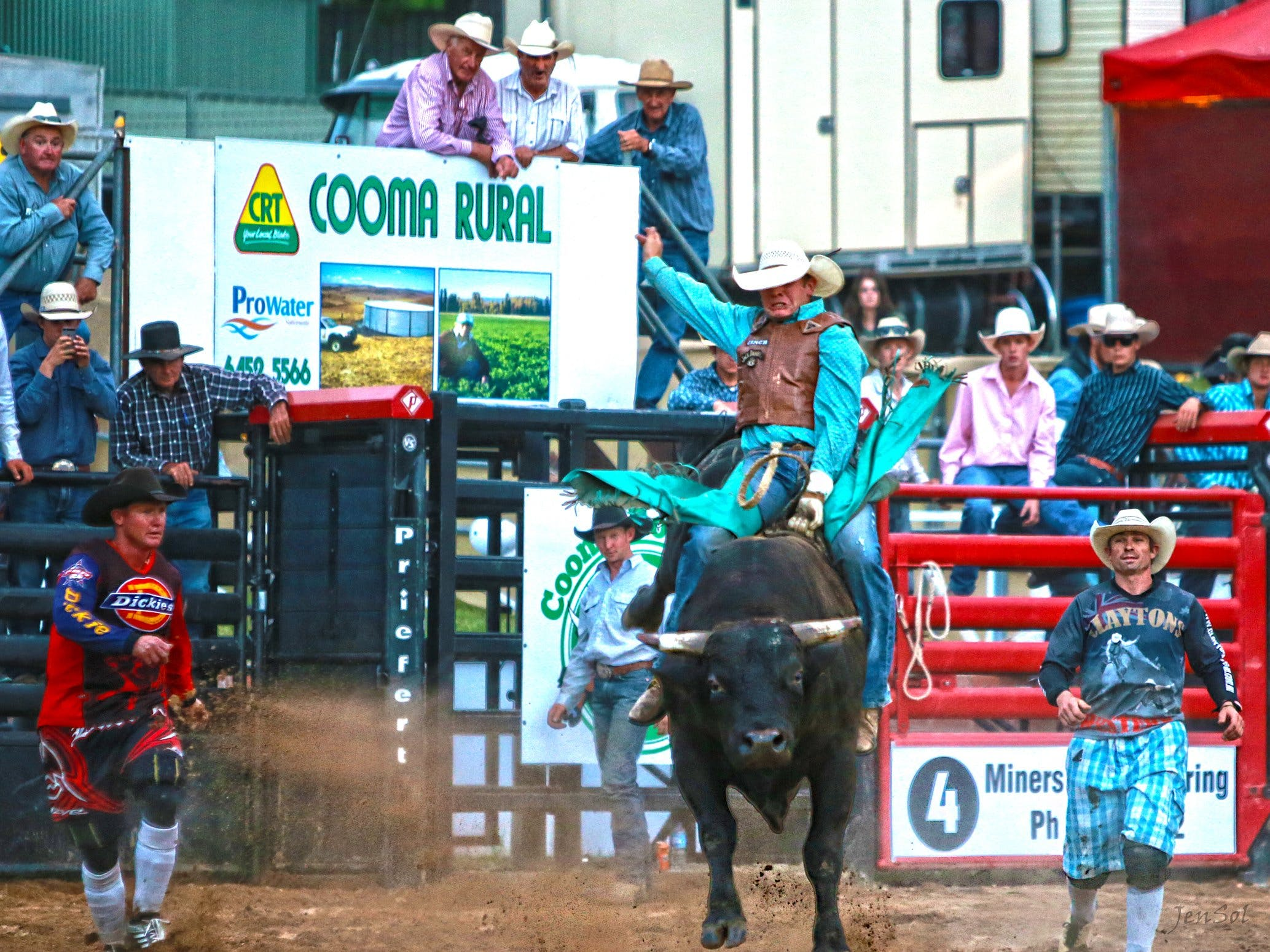 AgriWest Cooma Rodeo - Tourism Bookings WA