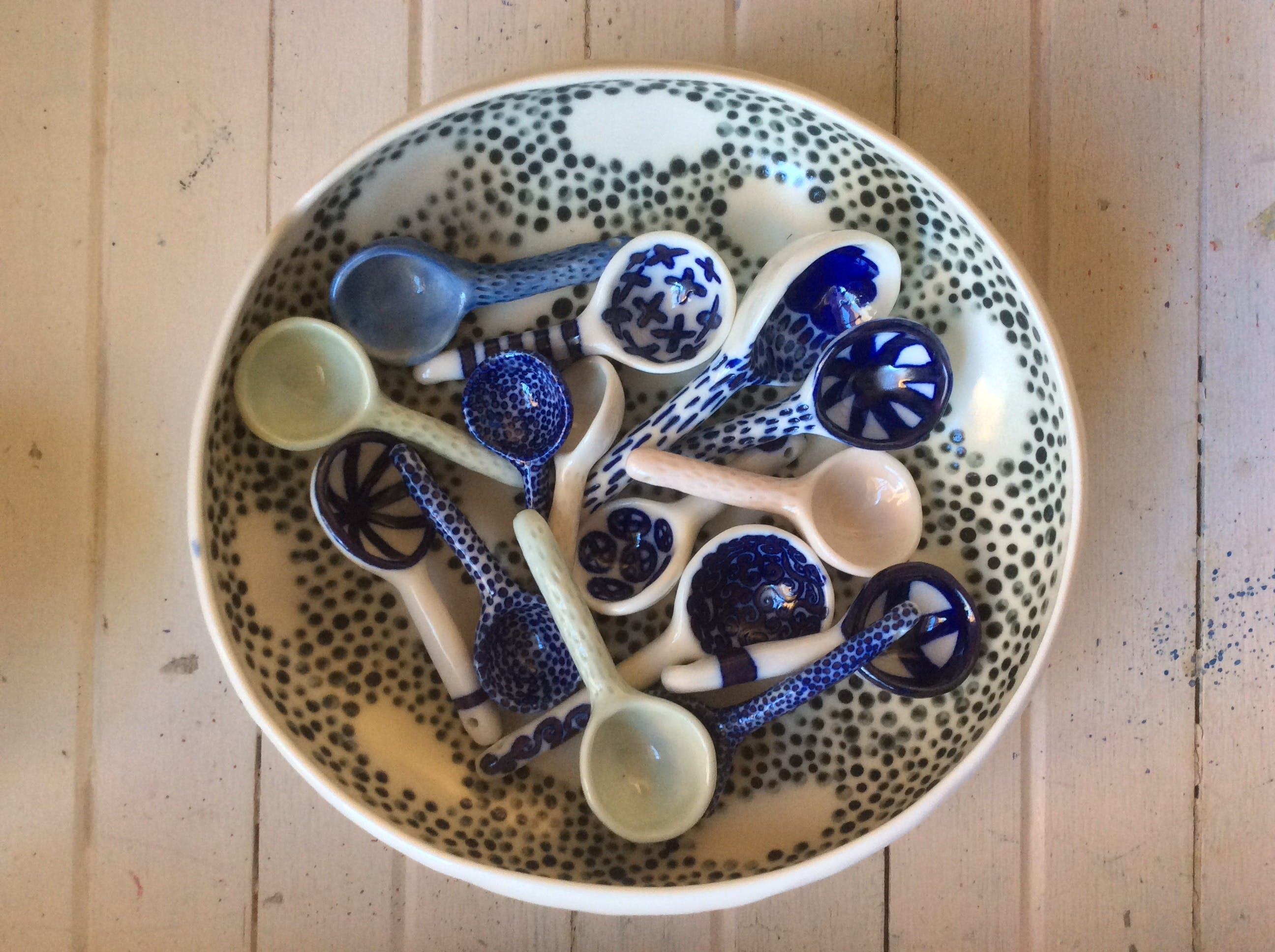 Ceramic Spoons with Nicole Ison - Tourism Bookings WA