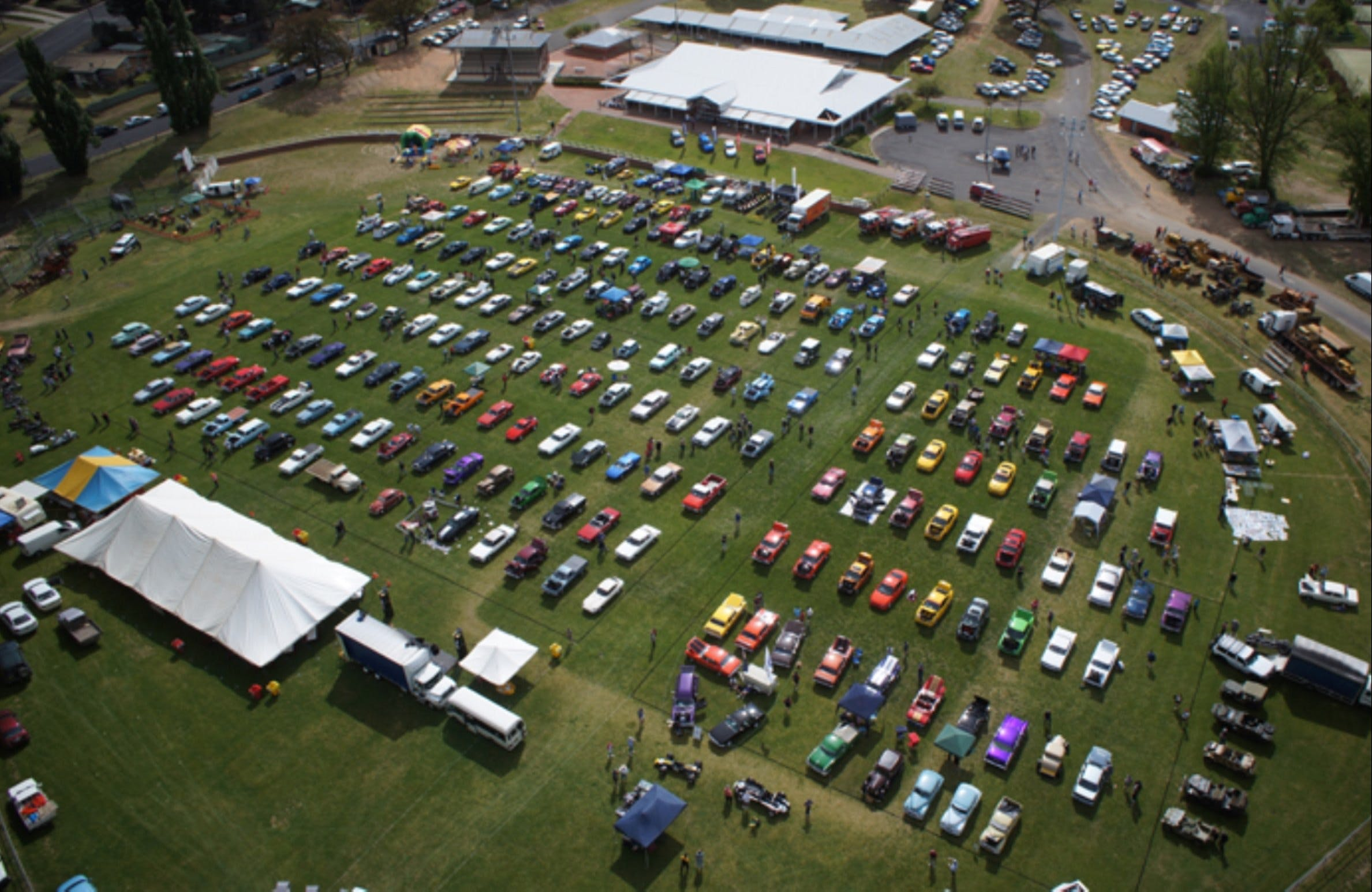 Cooma Motorfest - Tourism Bookings WA