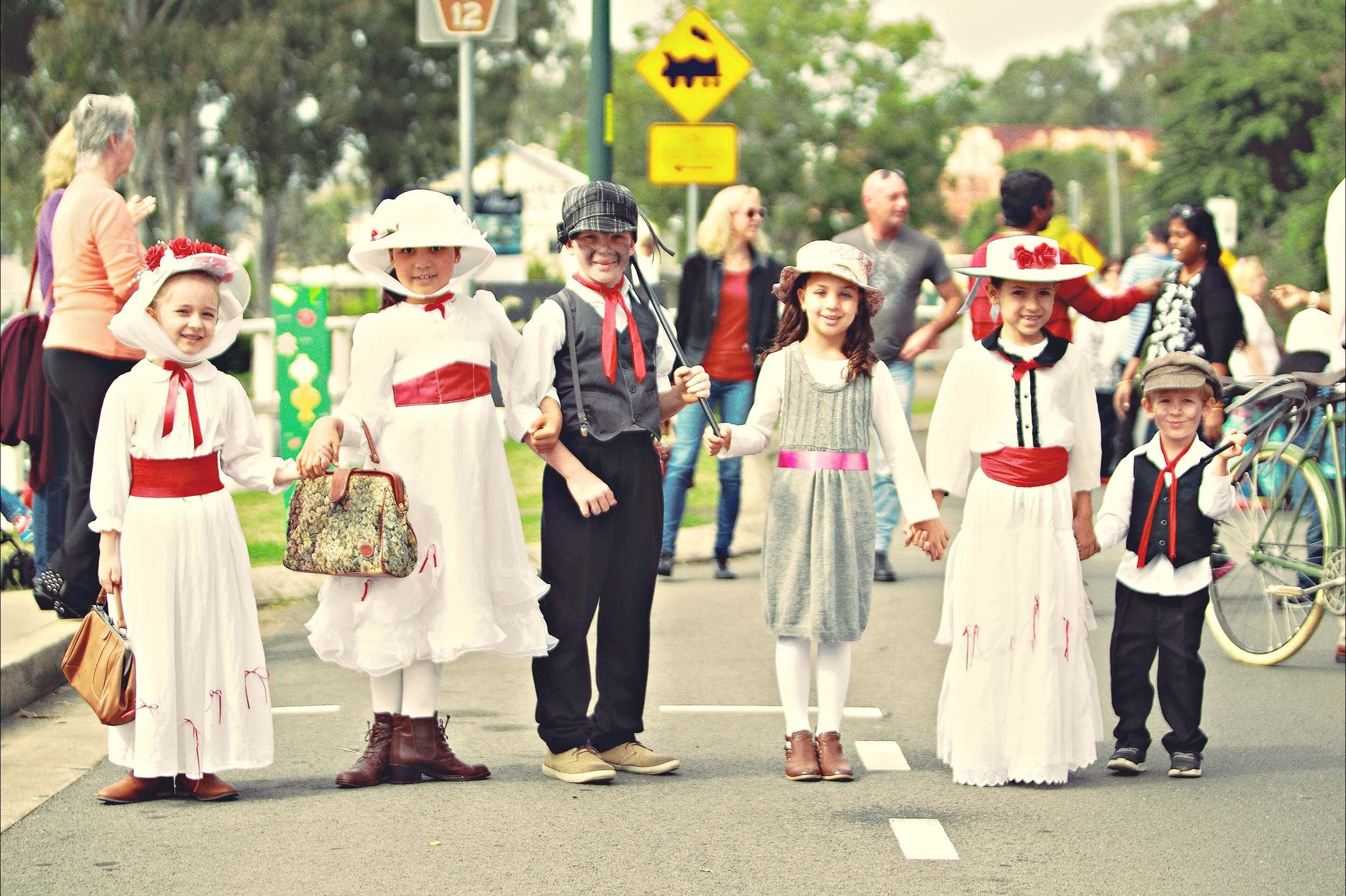 Mary Poppins Festival - Tourism Bookings WA