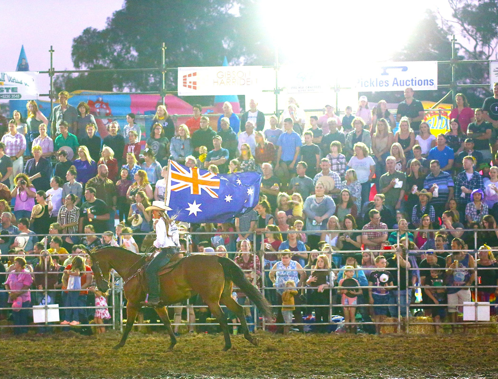 Patches Asphalt Queanbeyan Rodeo - Tourism Bookings WA