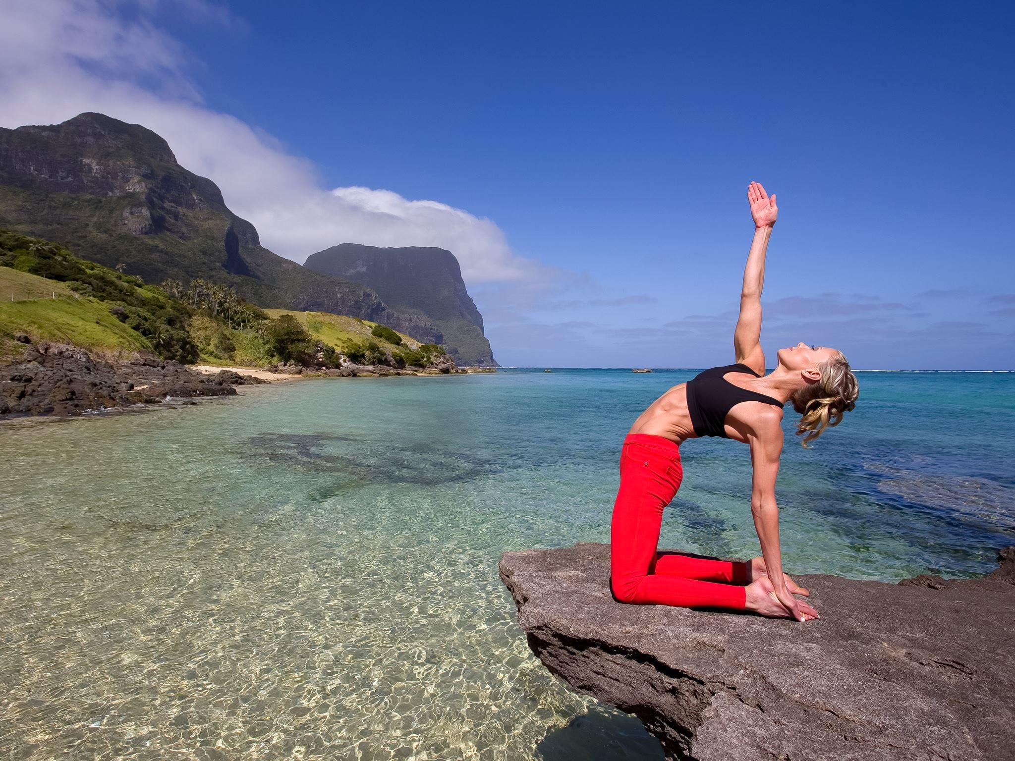 Wellness Week with Charlotte Dodson at Pinetrees Lord Howe Island - Tourism Bookings WA