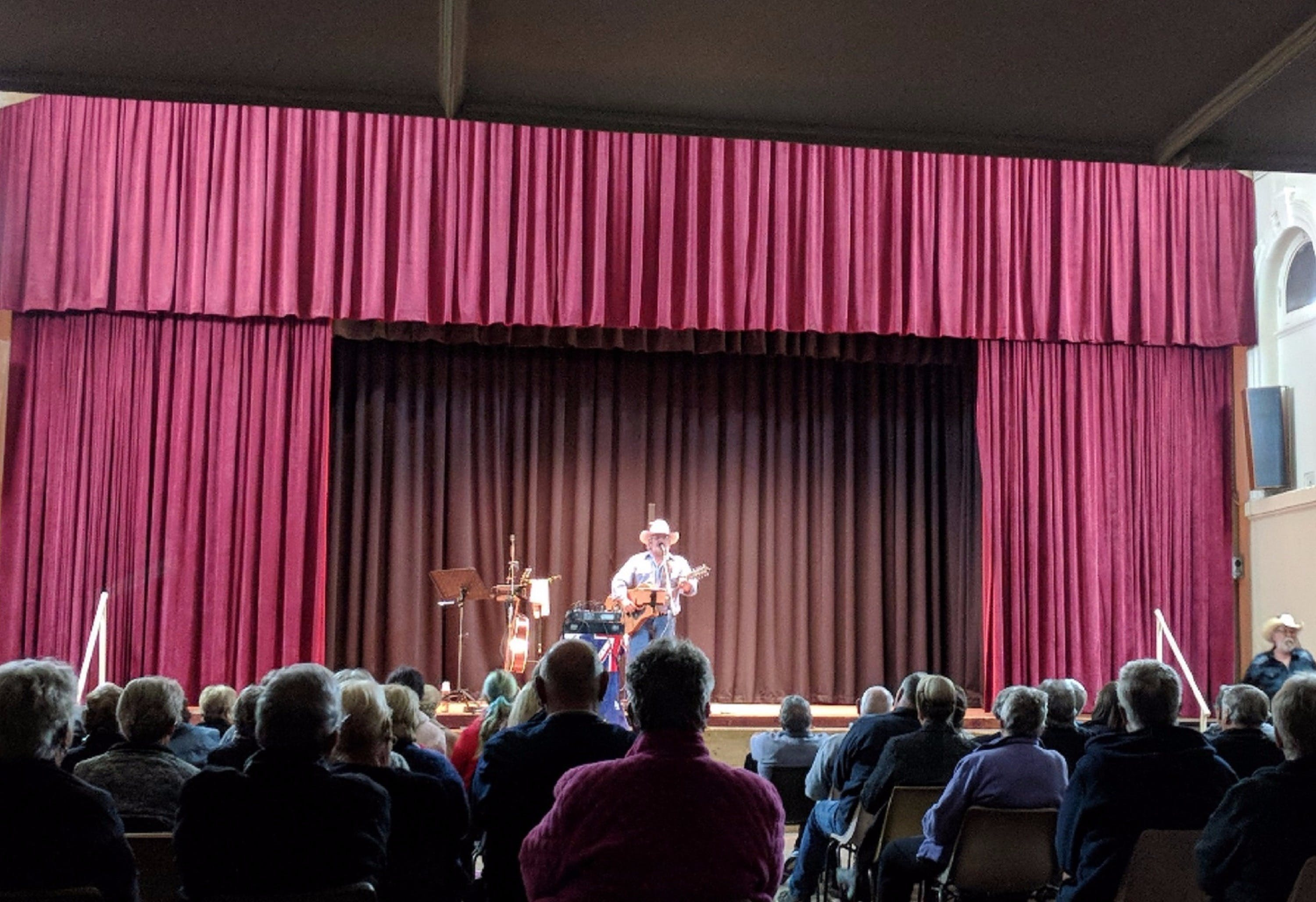 Country Music Concerts Moonta - Tourism Bookings WA