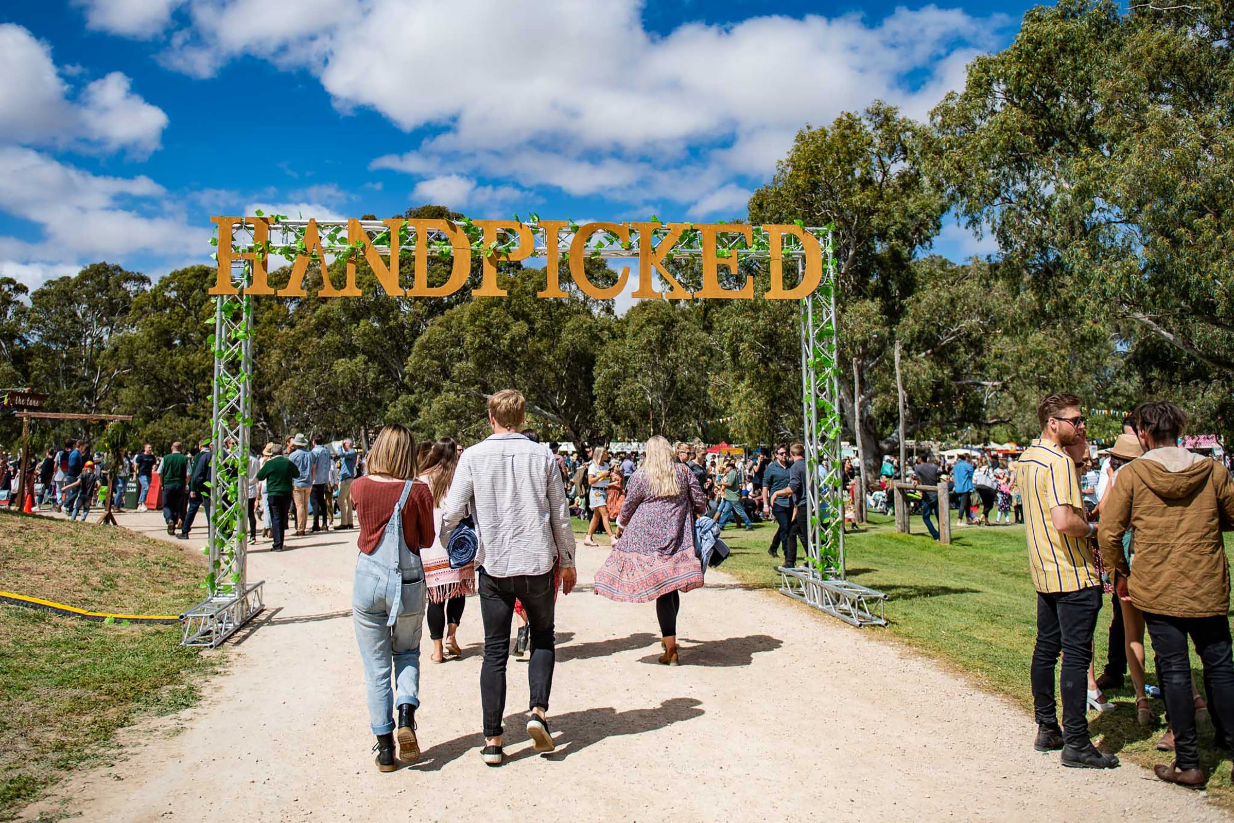 Handpicked Festival - Tourism Bookings WA