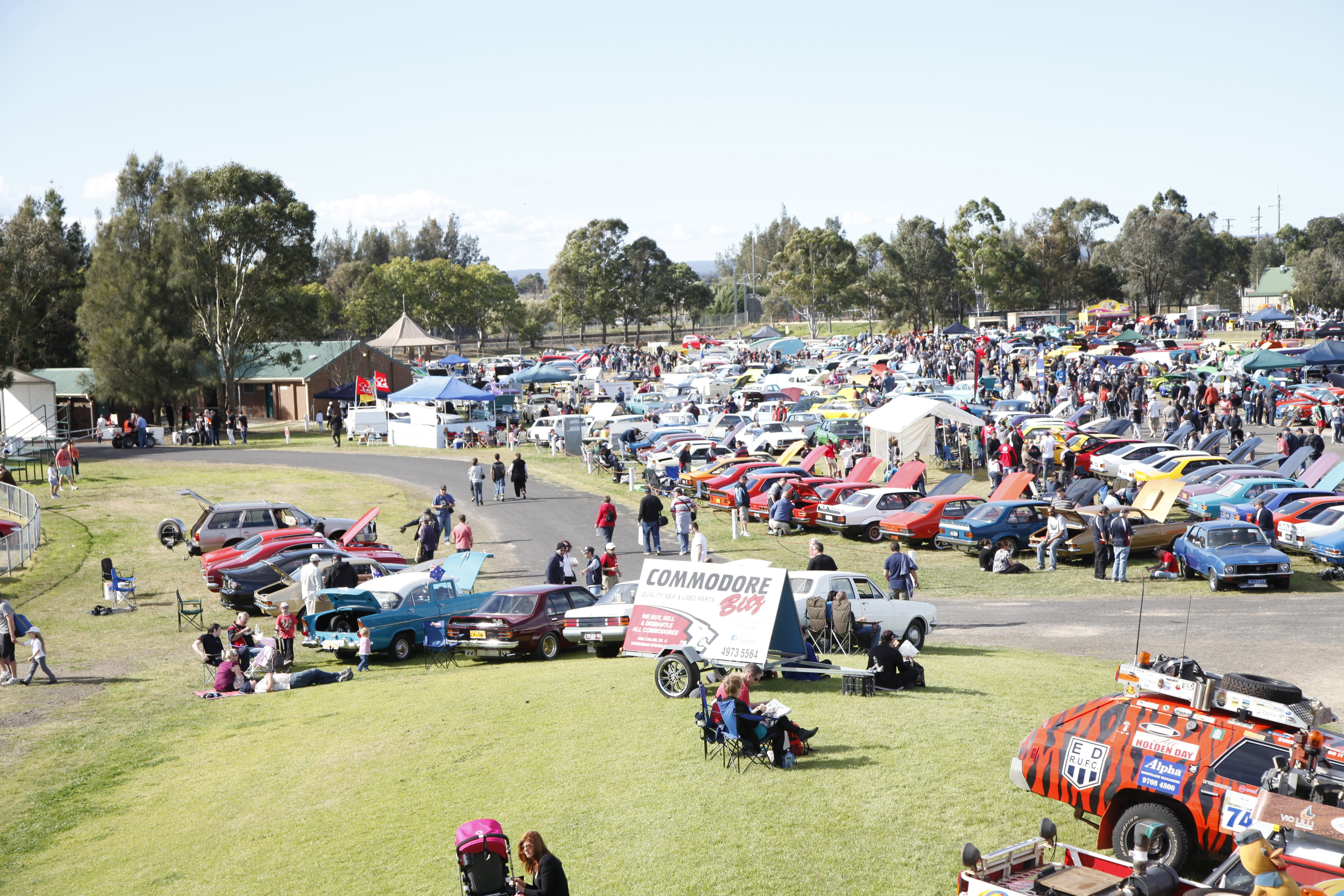 NSW All Holden Display Day - Tourism Bookings WA