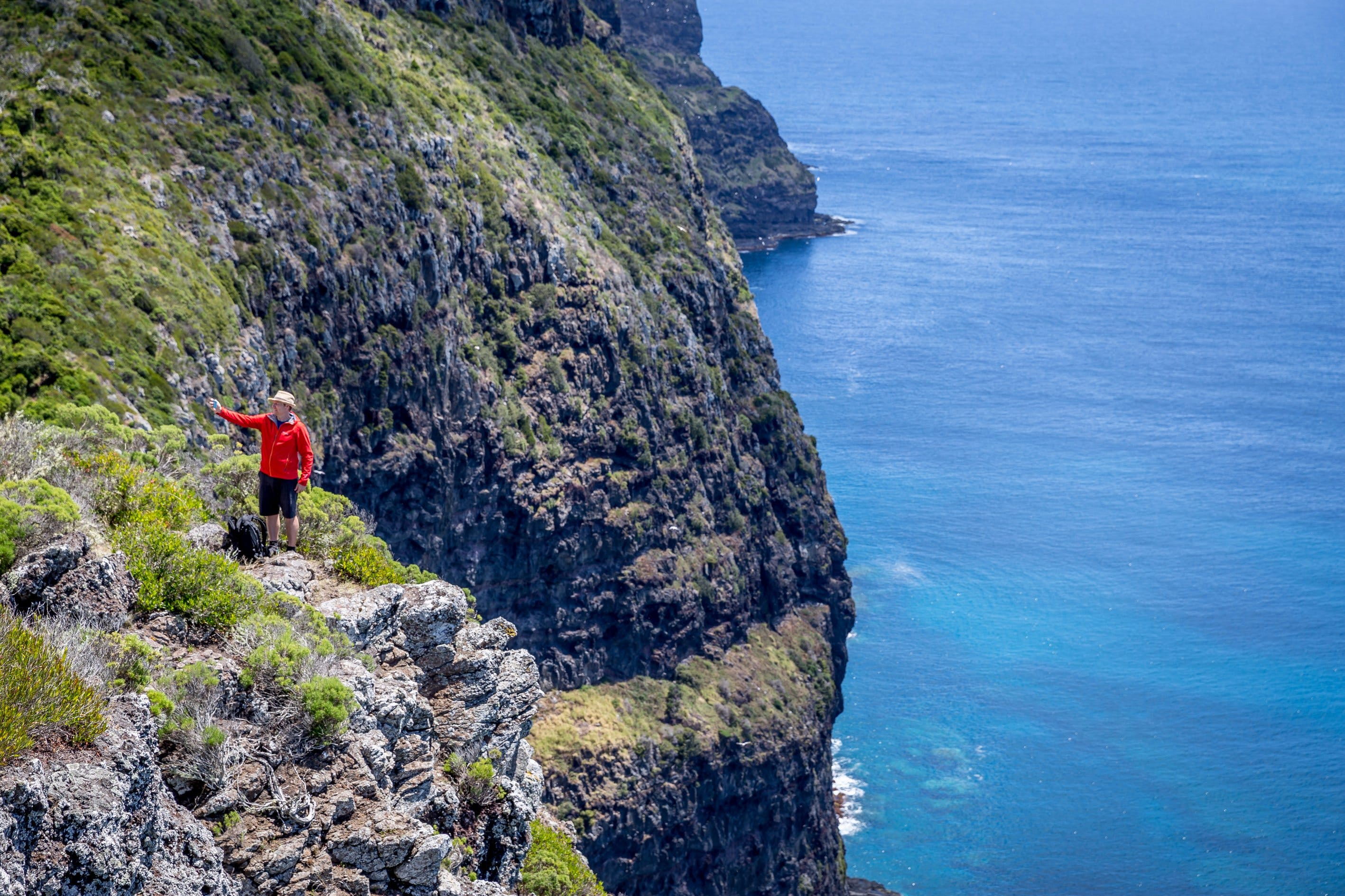 Seven Peaks Walk at Pinetrees Lord Howe Island - Tourism Bookings WA