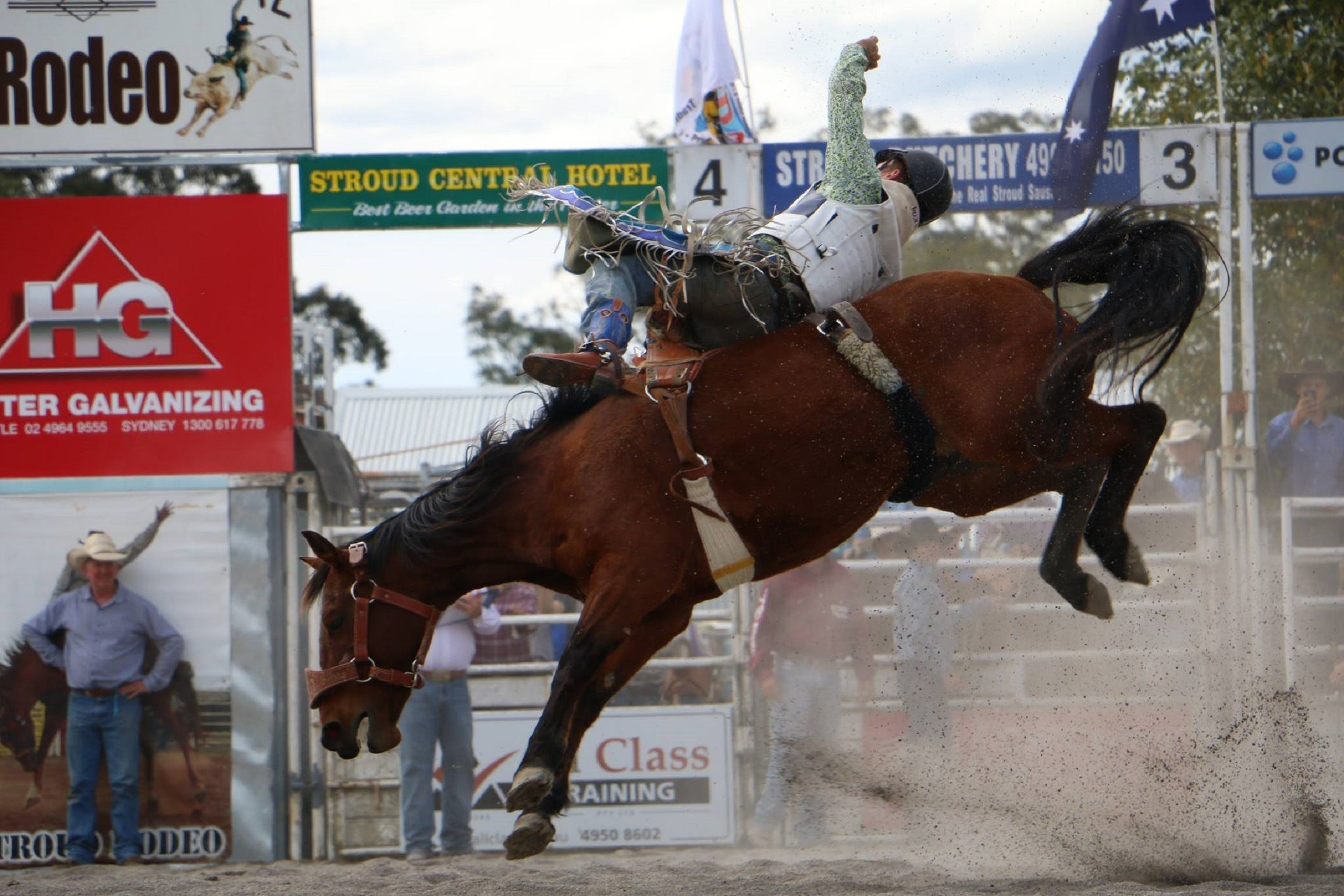 Stroud Rodeo and Campdraft - Tourism Bookings WA
