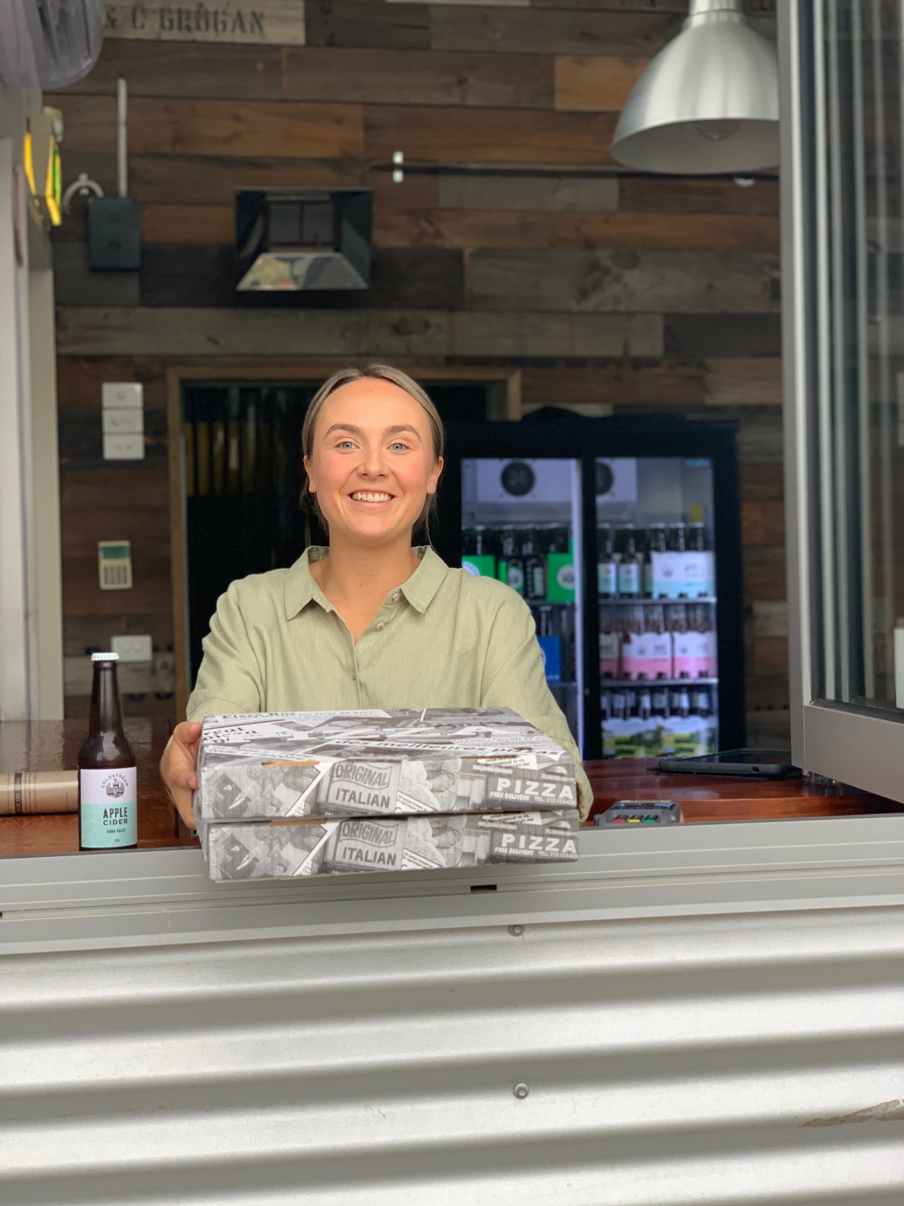 Takeaway at Coldstream Brewery - Tourism Bookings WA