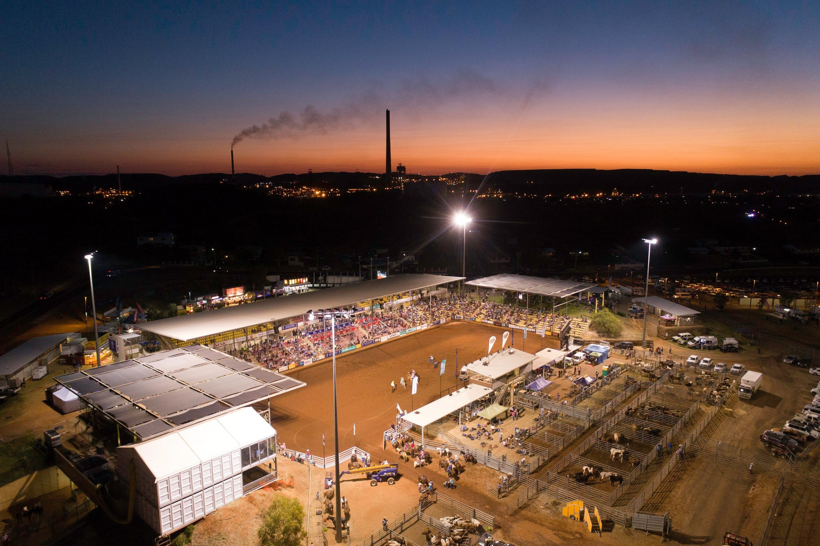 The 2020 Virtual Mount Isa Mines Rodeo - Tourism Bookings WA