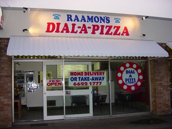 Raamons Dial- a- Pizza - Tourism Bookings WA