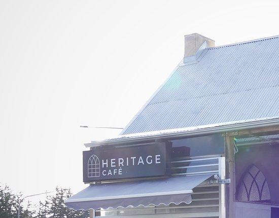 Heritage Cafe - Tourism Bookings WA