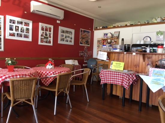 Marion's Red Cross Tea House - Tourism Bookings WA