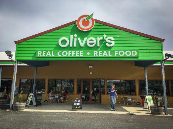 Oliver's Real Food - Tourism Bookings WA