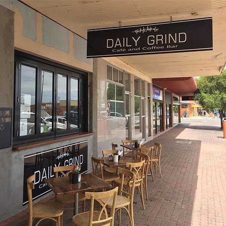 Daily Grind - Tourism Bookings WA