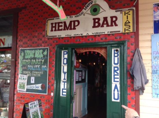 Nimbin Hemp Bar - Tourism Bookings WA