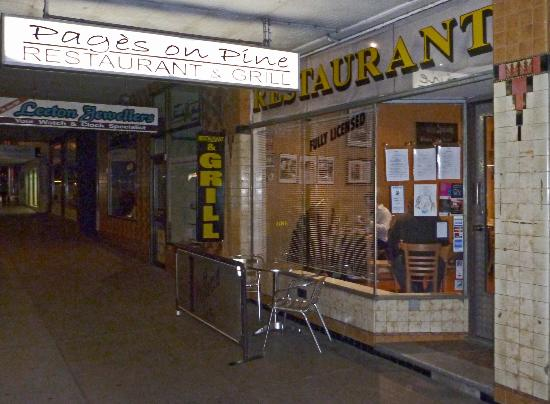 Pages on Pine Restaurant - Tourism Bookings WA