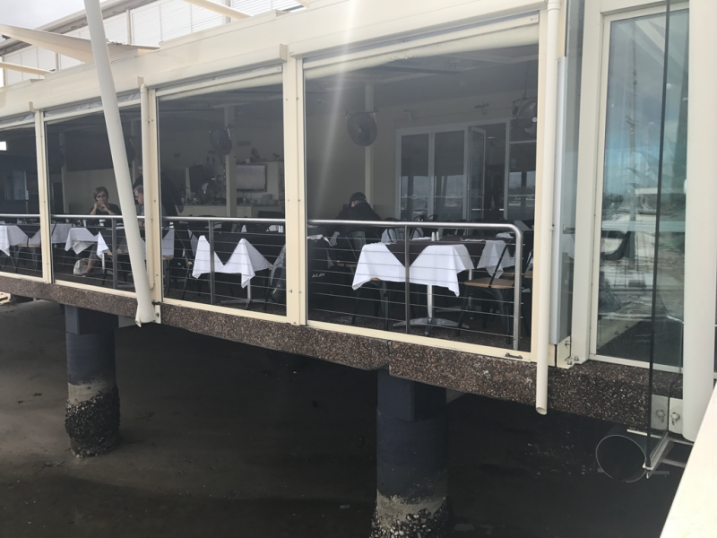 The Deck Cafe Restaurant  Bar - Tourism Bookings WA