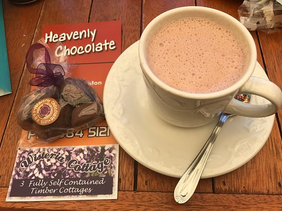 Stanthorpe's Heavenly Chocolate at Wisteria Cottage - Tourism Bookings WA