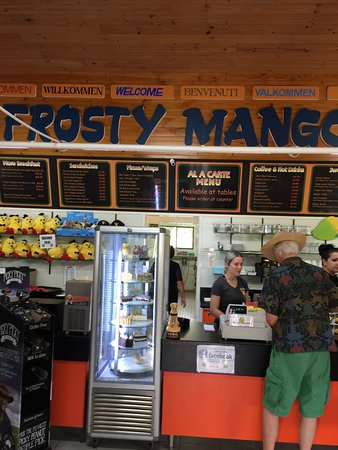 Frosty Mango - Tourism Bookings WA