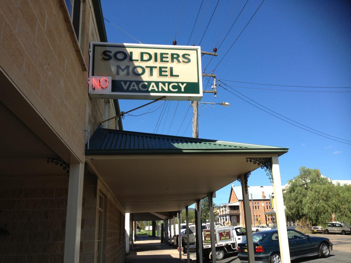 Soldiers Motel - Tourism Bookings WA