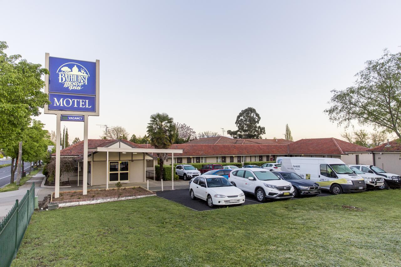 Bathurst Motor Inn - Tourism Bookings WA