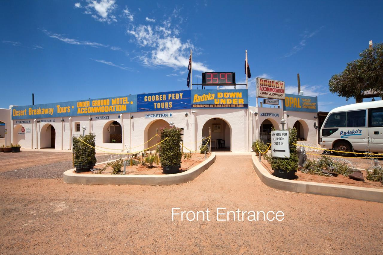 Radeka Downunder Underground Motel - Tourism Bookings WA