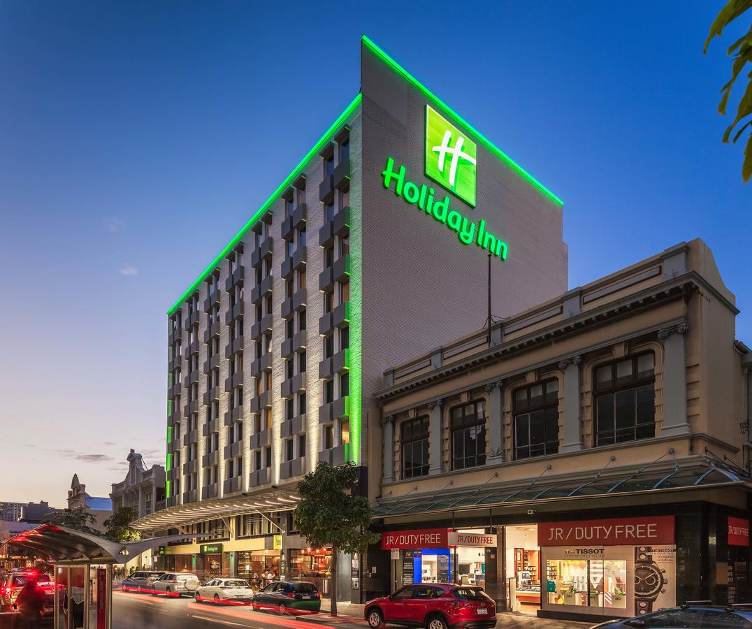 Holiday Inn Perth City Centre - Tourism Bookings WA
