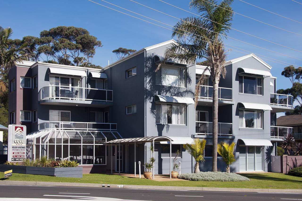 Mollymook Cove Apartments - Tourism Bookings WA