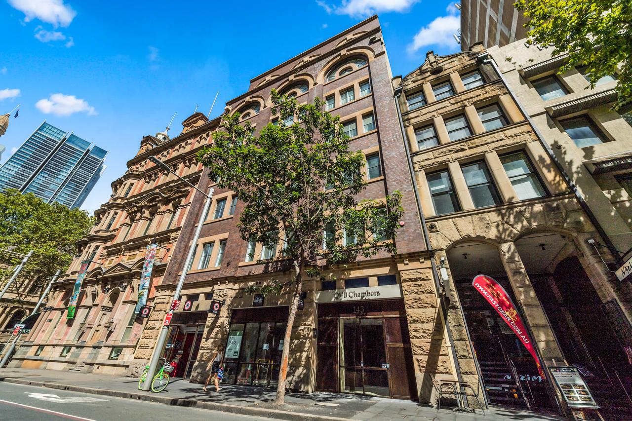 Sydney Hotel QVB - Tourism Bookings WA