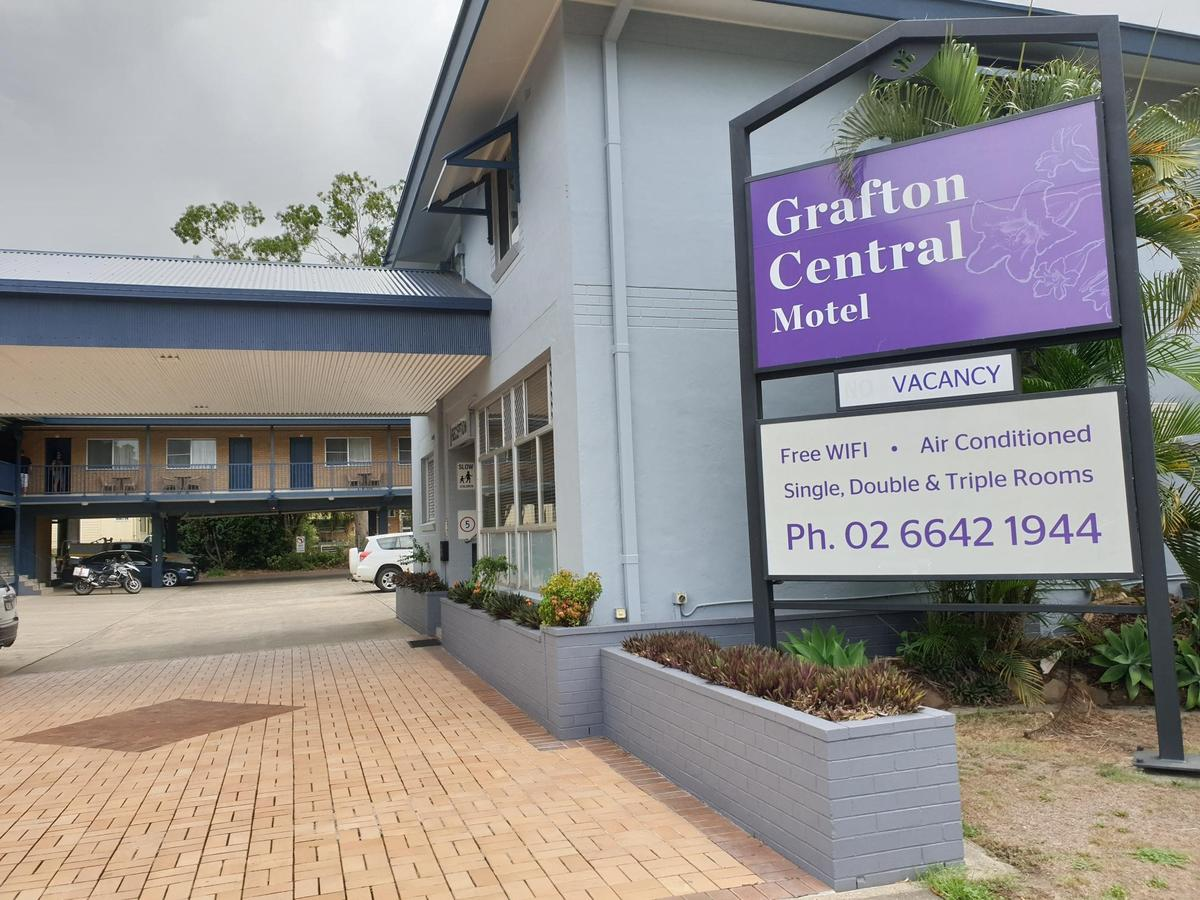 Grafton Central Motel - Tourism Bookings WA