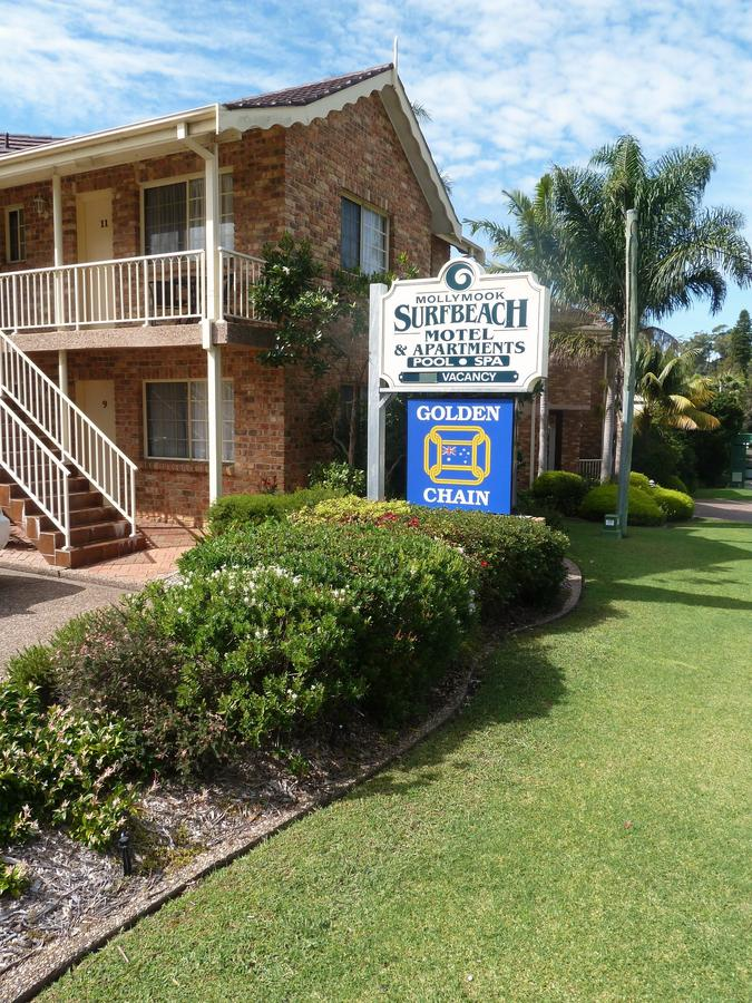 Mollymook Surfbeach Motel  Apartments - Tourism Bookings WA