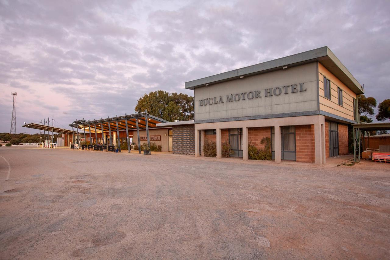 EUCLA MOTOR HOTEL - Tourism Bookings WA