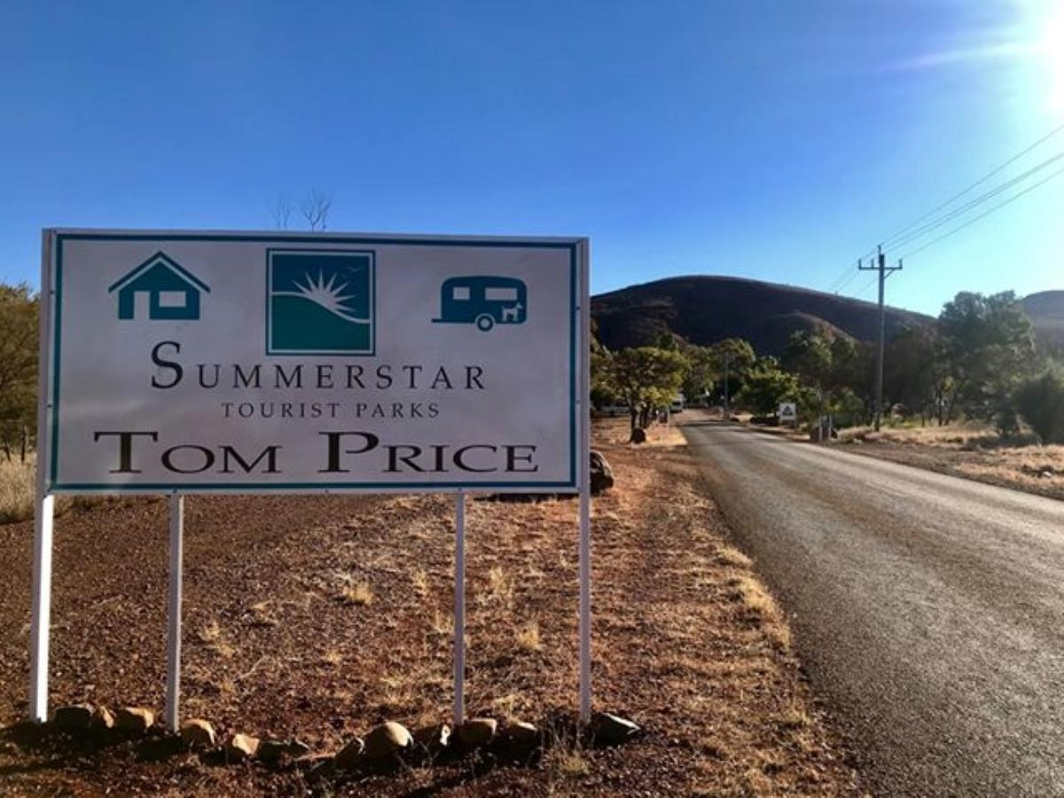 Tom Price Tourist Park - Tourism Bookings WA