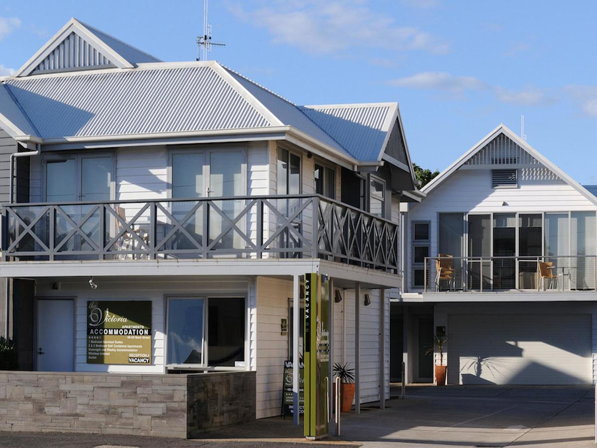 The Victoria Apartments - Tourism Bookings WA