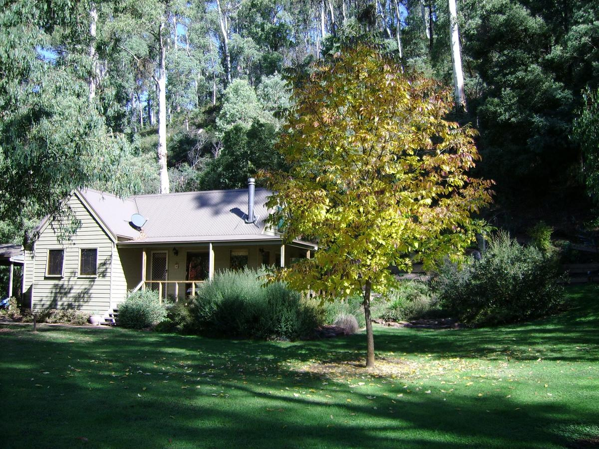 shady brook cottages - Tourism Bookings WA