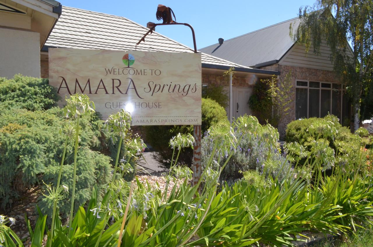 Amara Springs Guest House - Tourism Bookings WA